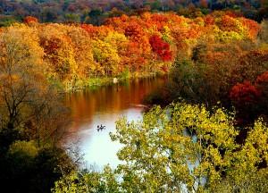 Huron River, Ann Arbor